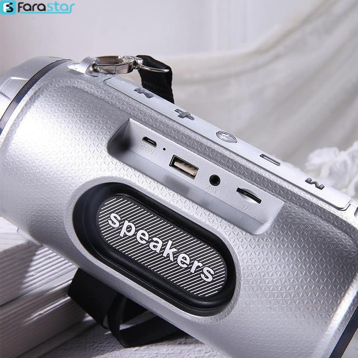 اسپیکر بلوتوثی قابل حمل انرجایزر مدل BTS102