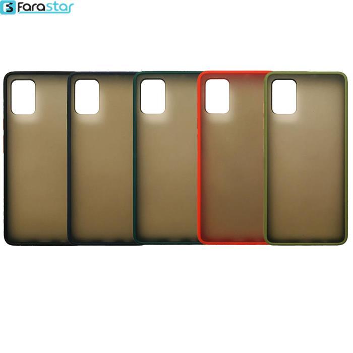 کاور پشت مات مناسب برای گوشی موبایل سامسونگ Galaxy A71