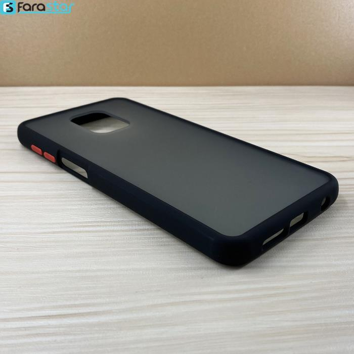 کاور پشت مات مناسب برای گوشی موبایل سامسونگ Note 9s و Note 9 Pro