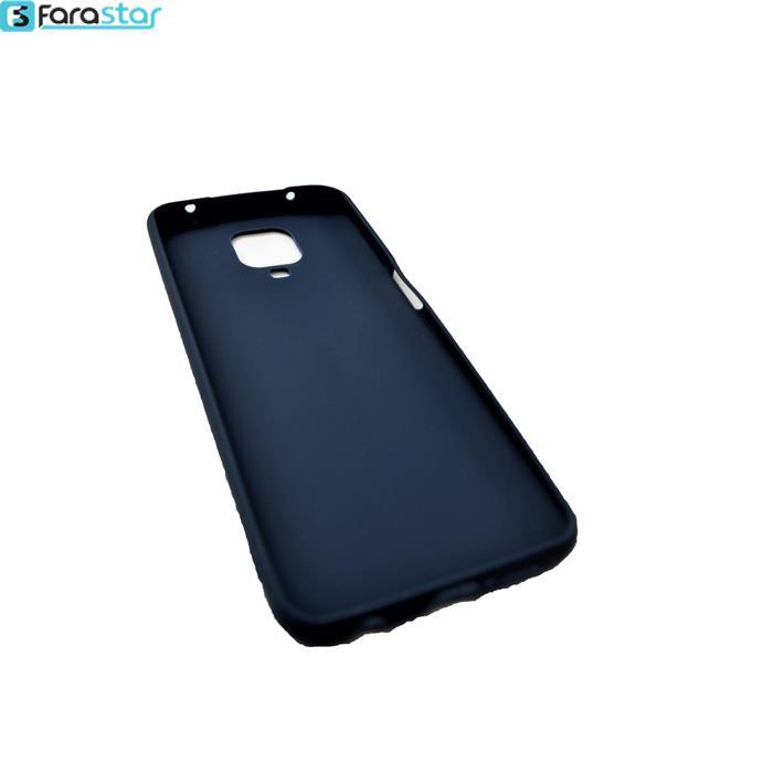 کاور سیلیکون مناسب برای گوشی موبایل شیائومی Note 9s و Note 9 Pro